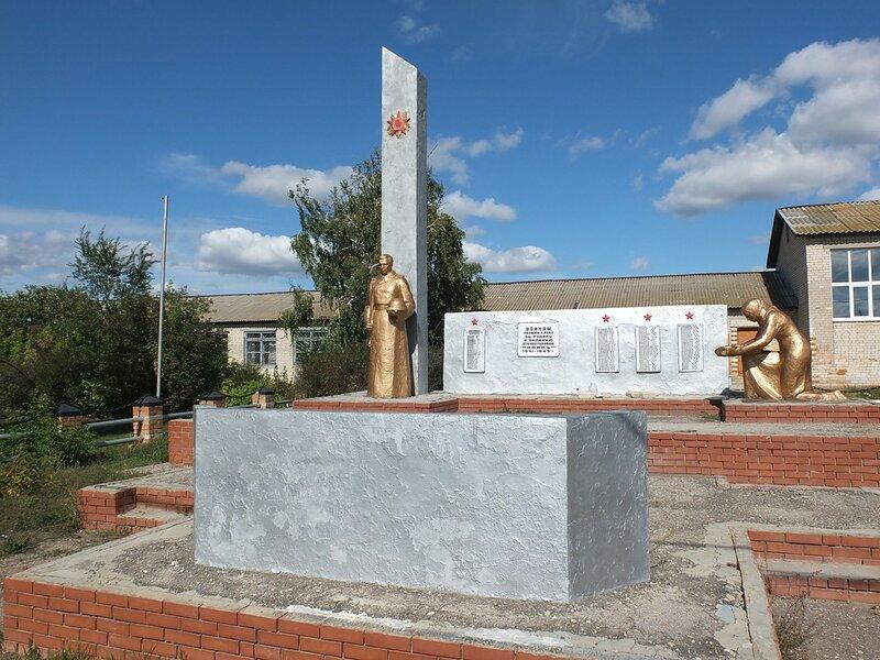 Хворостянский, Безенчукский районы 193.JPG