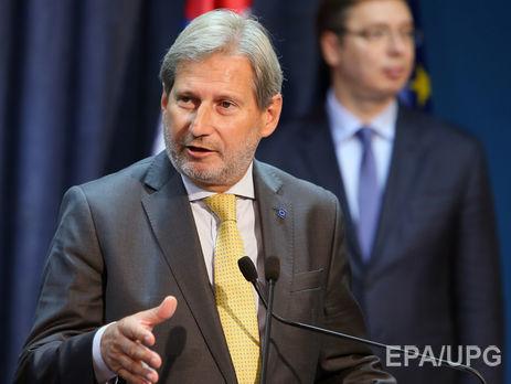 Еврокомиссар выразил уверенность вотмене визЕС для украинцев всередине осени