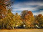 Осень в Линдерхоф