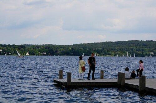 Озеро Штарнберг