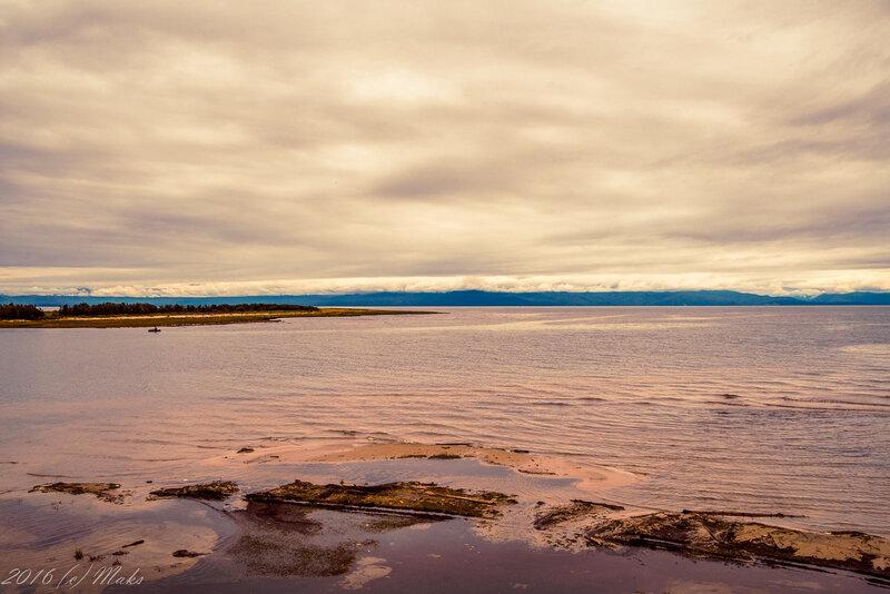 Северная оконечность Байкала