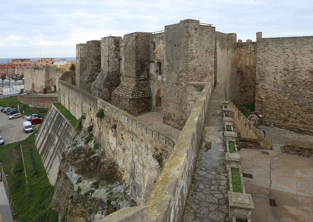 Tarifa fortress (Castillo de Tarifa)
