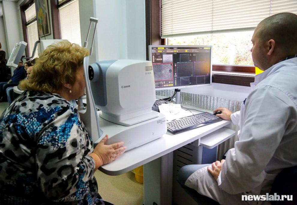 18. Это так называемый WETLАB — учебно-тренажерный центр, где врачей со всей страны обучают сам