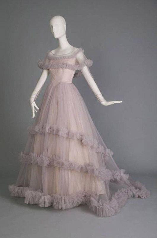 58. 1955 г. Dior.
