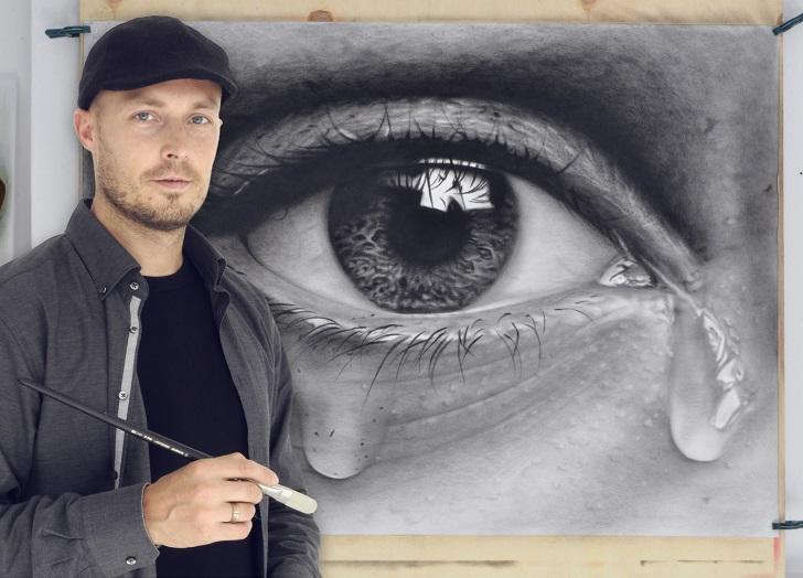 Страх и восхищение от 3D-рисунков Штефана Пабста