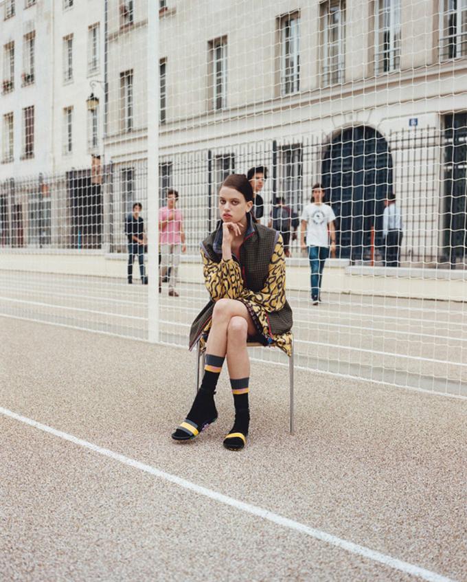 Лили Макменами для V Magazine