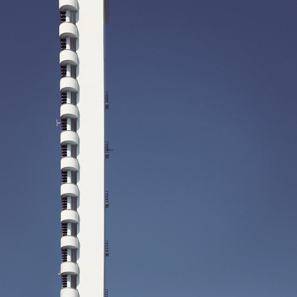 11. Бакинский олимпийский стадион. (Фото Victor Romero):