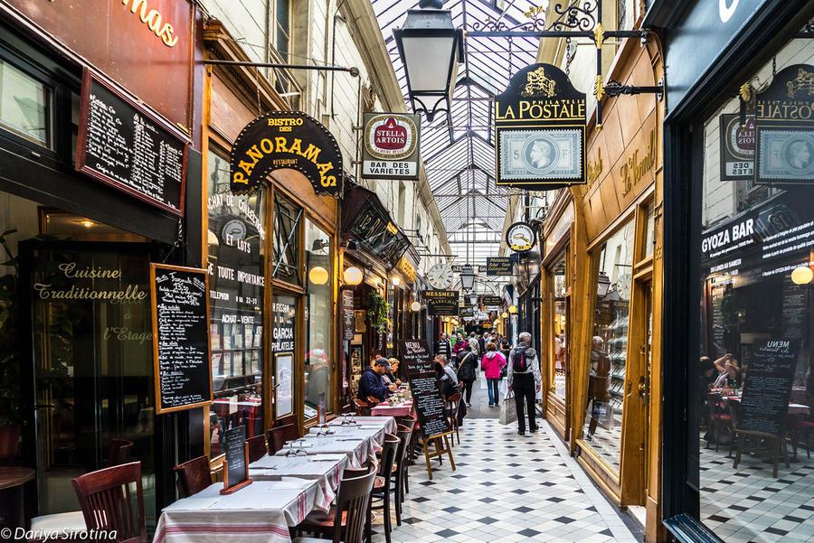 Тайные улицы Парижа (36 фото)