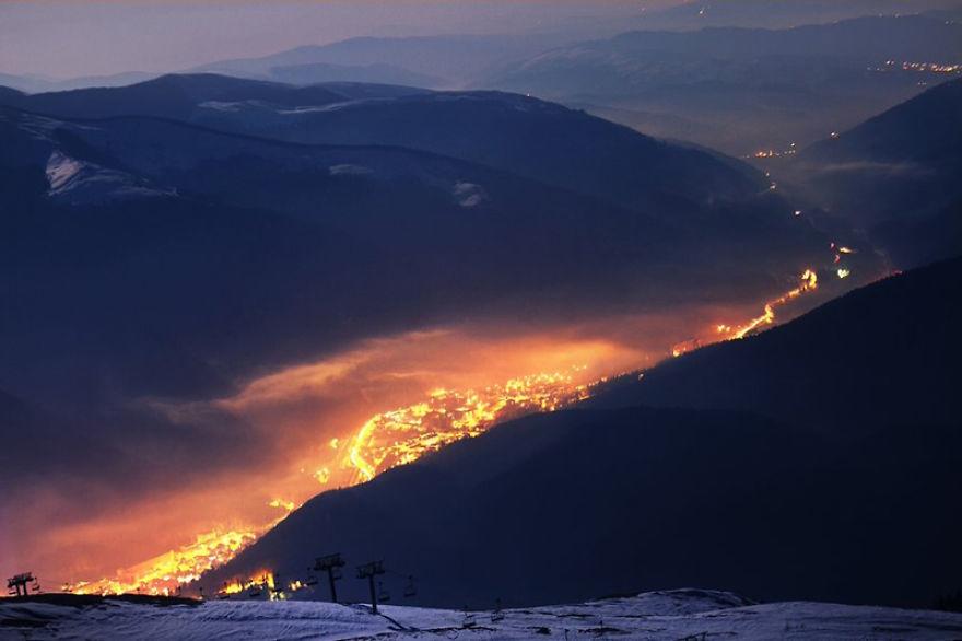 Сказочная красота Румынии
