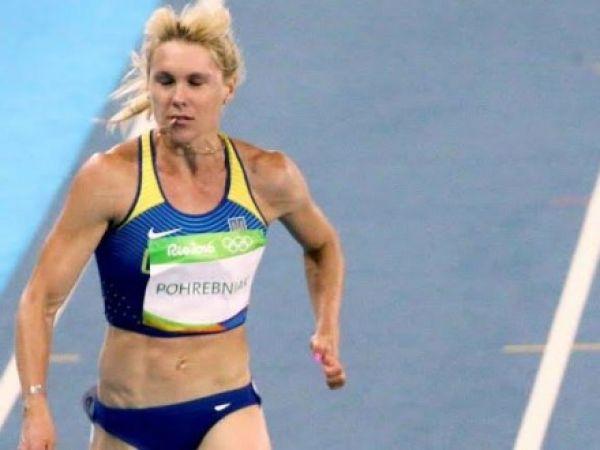 Украинка Наталья Погребняк прошла вполуфинал забега на200 метров вРио