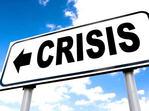 Опрос: Вэкономический кризис поверили 72% граждан России