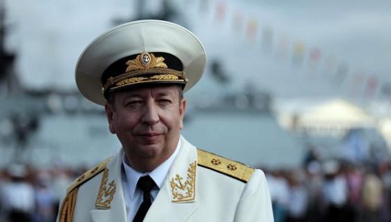 Украина объявила вгосударственный розыск замглавкома ВМФРФ