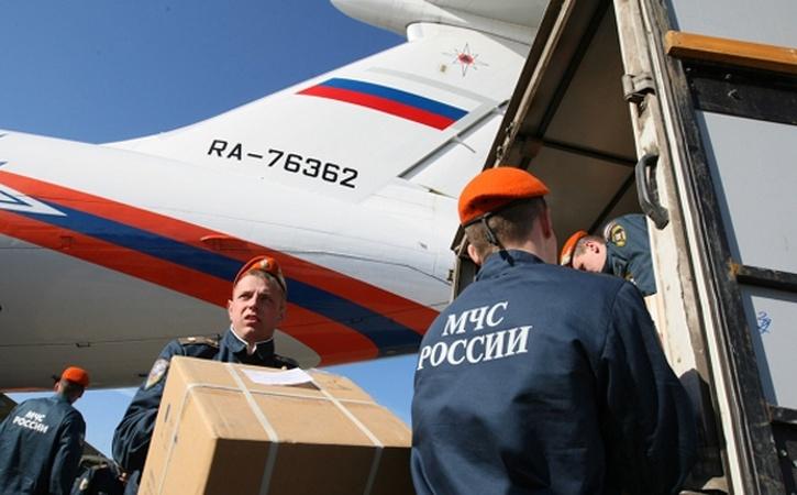 ВРостовской области сформирована очередная гуманитарная колонна для граждан Донбасса