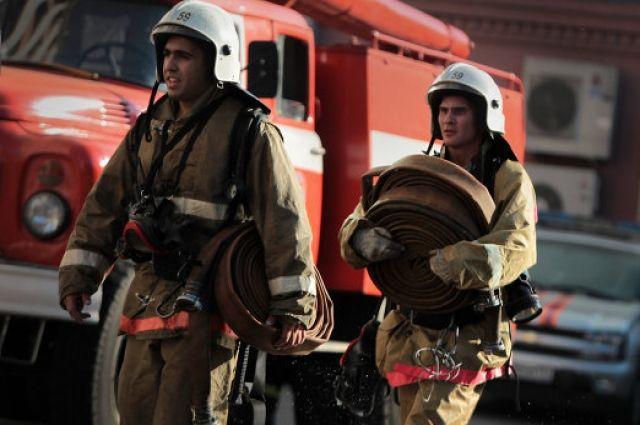 ВОдессе произошел пожар в помещении Дома культуры