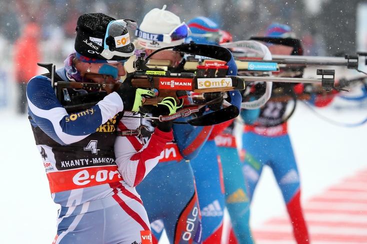 Международный союз биатлонистов решит судьбу русских спортсменов, упомянутых вдокладе Макларена