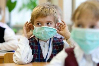 Только втрех регионах грипп еще неперерос вэпидемию