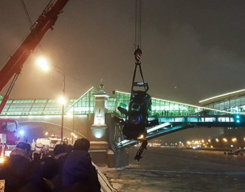 Инспектор ДПС сказал про спасение девушки изМосквы-реки
