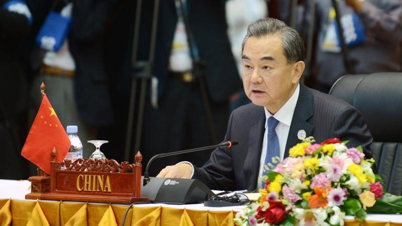 Мырады видеть улучшение отношений между Россией иСША— руководитель МИД Китая