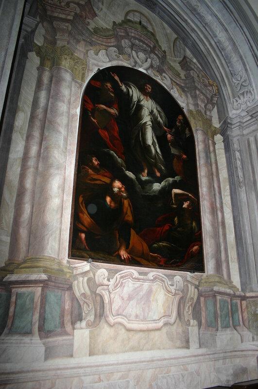 Milano - San Marco - Giulio Cesare Procaccini - Trasfigurazione