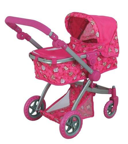 Игрушечная коляска для кукол Buggy Boom Amidea 8041A