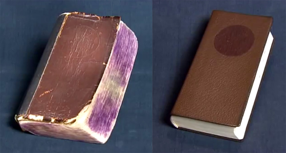 Book Conservator Nobuo Okano Repairs Tattered Books to Make Them Look Brand New