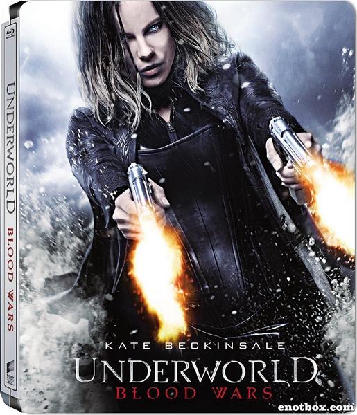 Другой мир: Войны крови / Underworld: Blood Wars (2016/WEB-DL/WEB-DLRip)