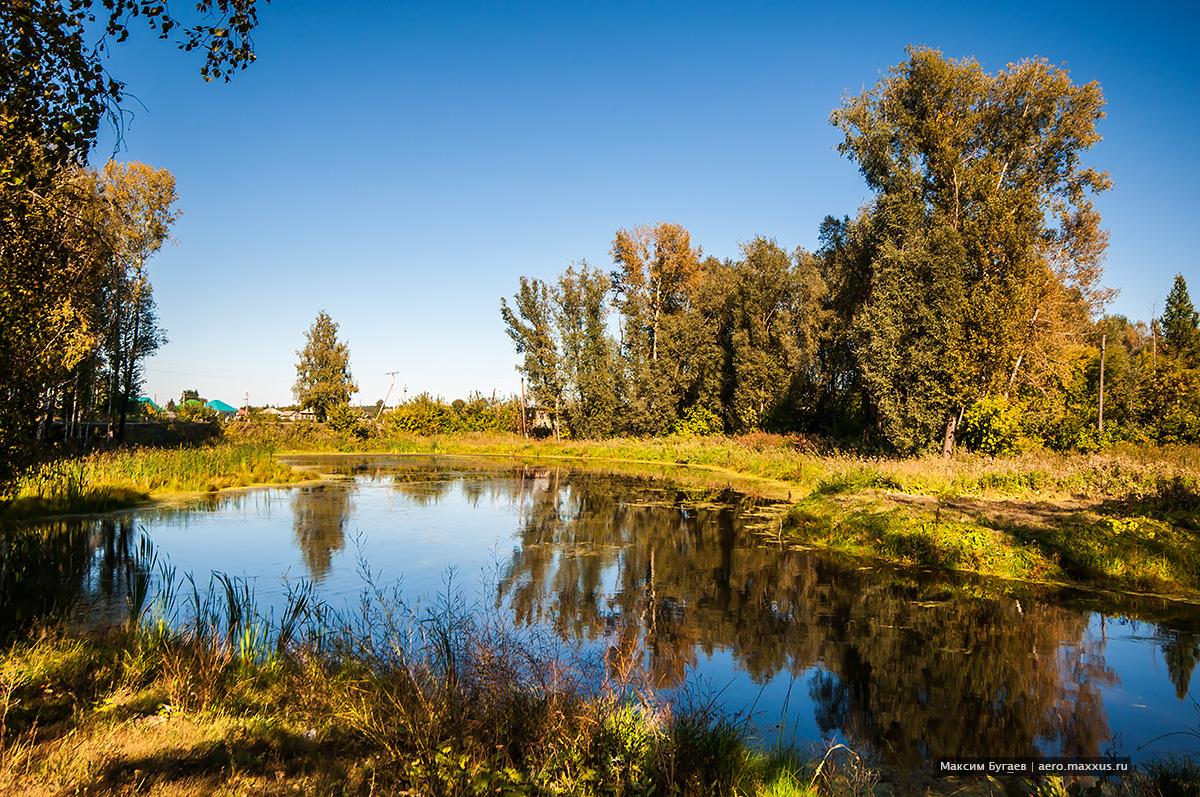 Сузун. Новосибирская область. Фото Максима Бугаева. 2016
