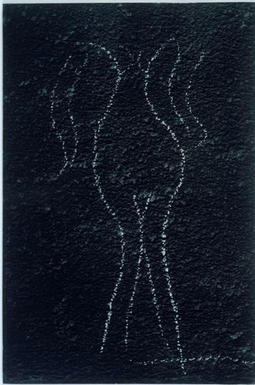 1935. Граффити. Серия IV. Любовь