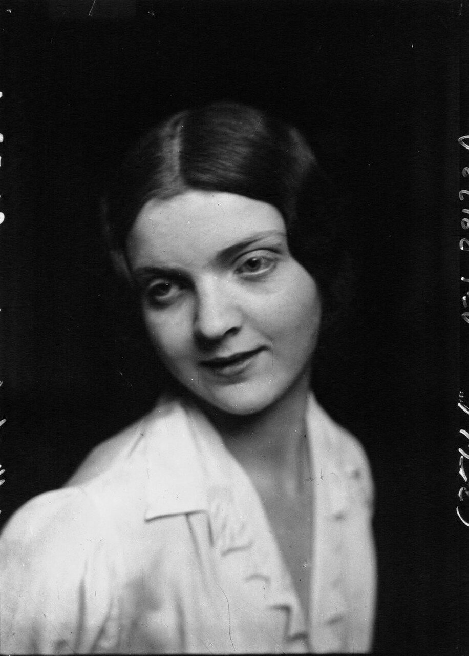 1931. Марина Шаляпина, Мисс Россия
