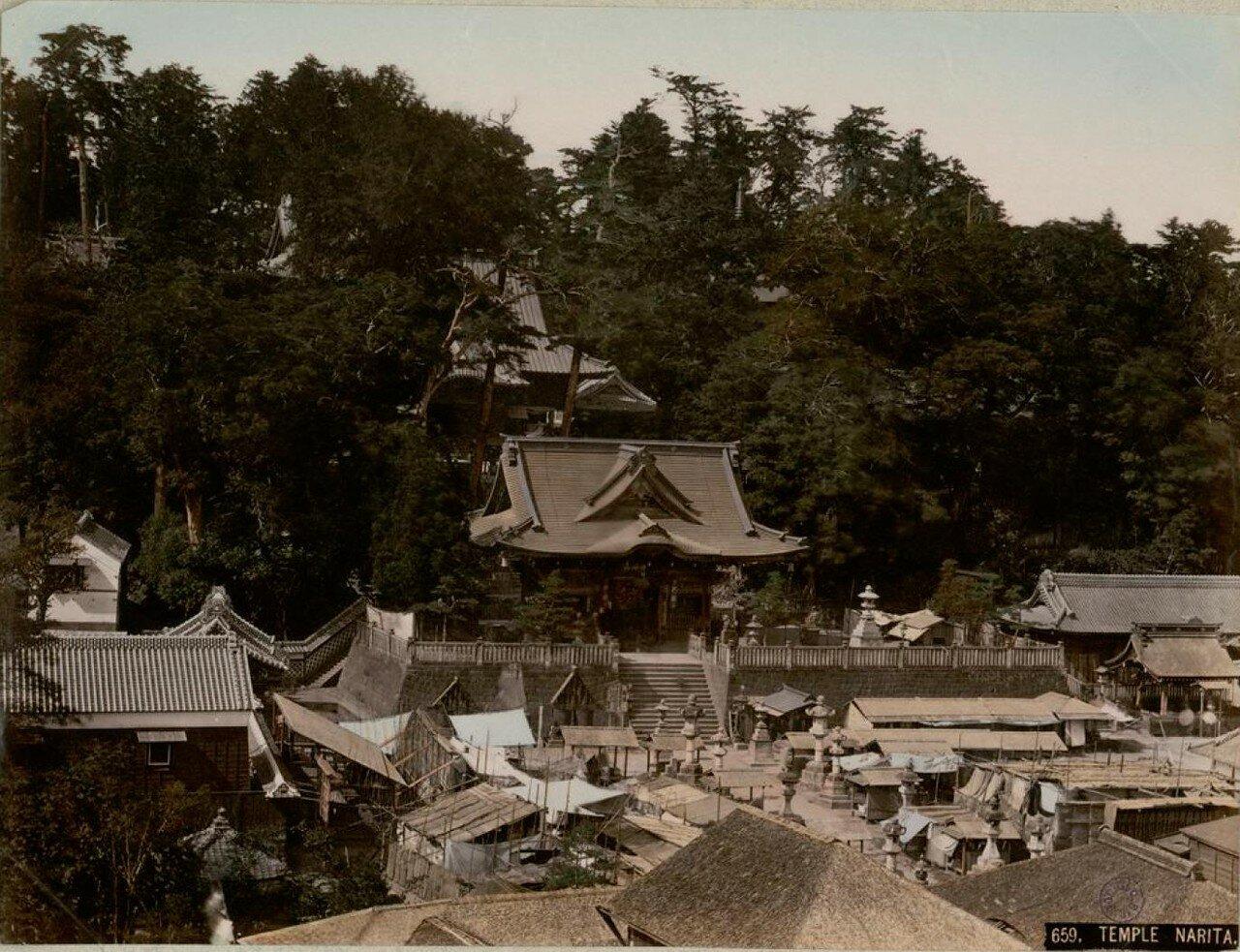 Нарита. Храм Нарита-сан