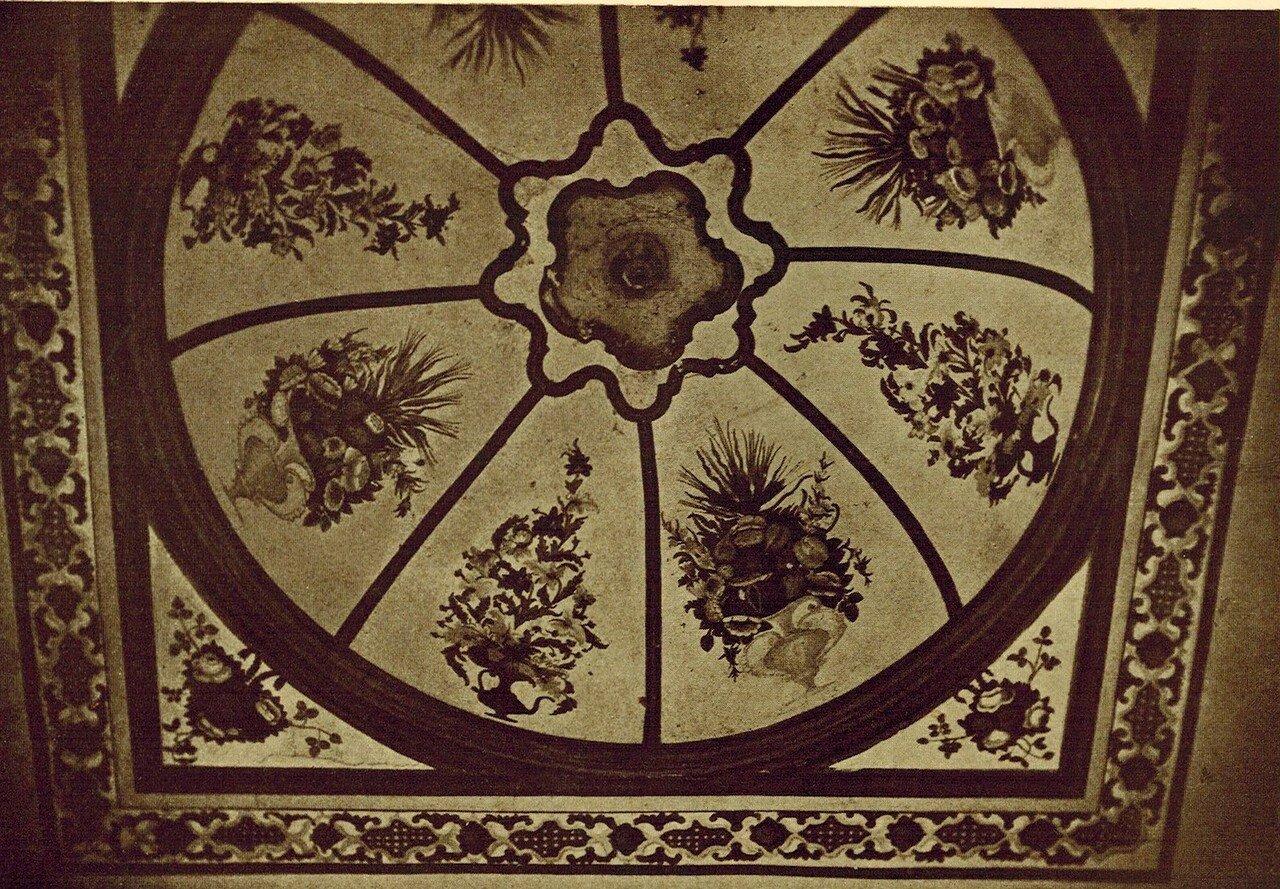 Потолок беседки Селямет-Гирей-Хана
