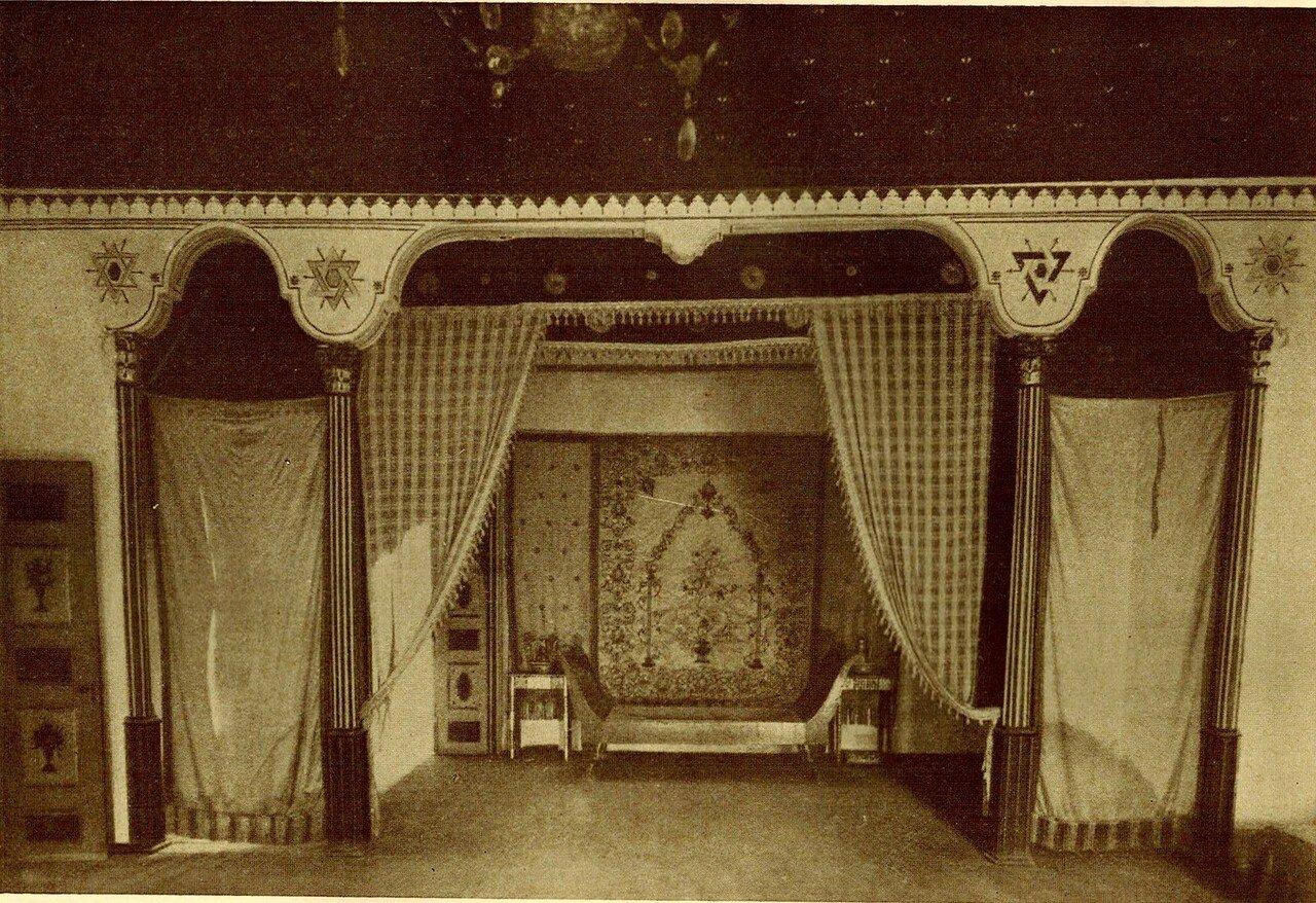Спальная императрицы Екатерины II