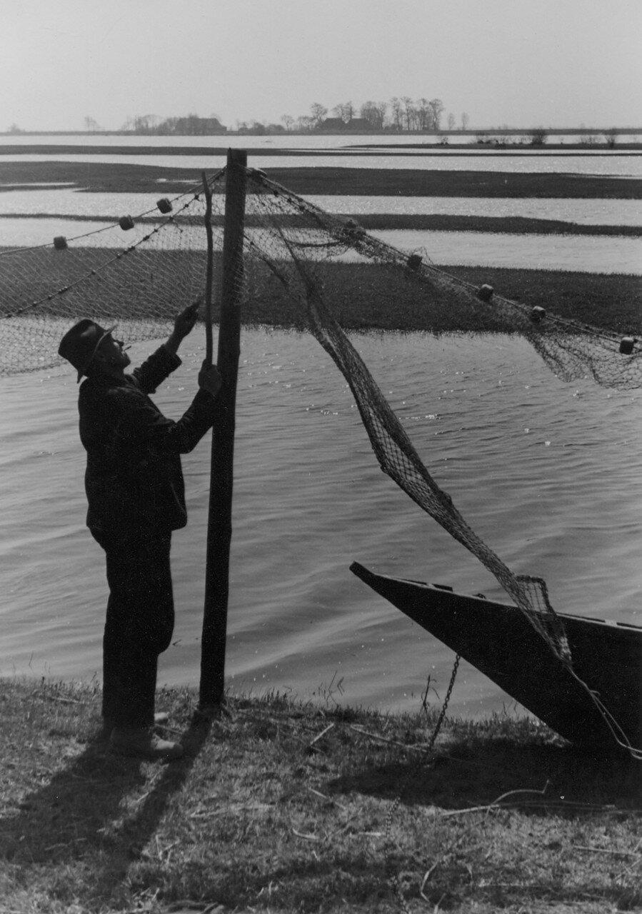 Рыбалка на Верхней Эльбе