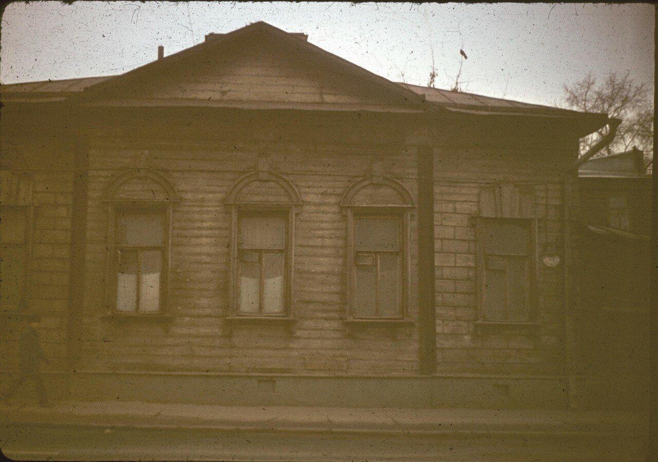 Улица Гиляровского, дом №25
