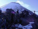 Бивак на склоне вулкана..JPG
