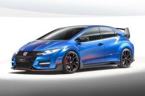 Honda начала принимать предзаказы на Honda Civic Type