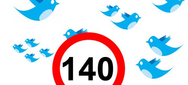 В сервисе микроблогов Twitter будет снято ограничение на число символов одного твита