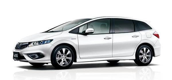 Honda будет продавать машины Jade на местном японском рынке