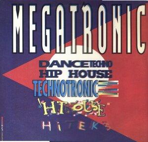 Megatronic - Dancetrchno, Hip House, Tehnotronic (1991) [Русский Диск, 32435-6]