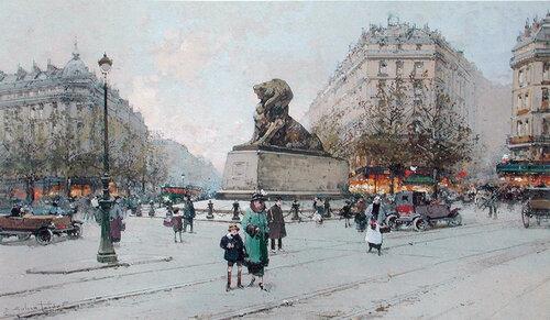 Ах, Париж...мой Париж....( Город - мечта) - Страница 15 0_ffae6_be82df53_L
