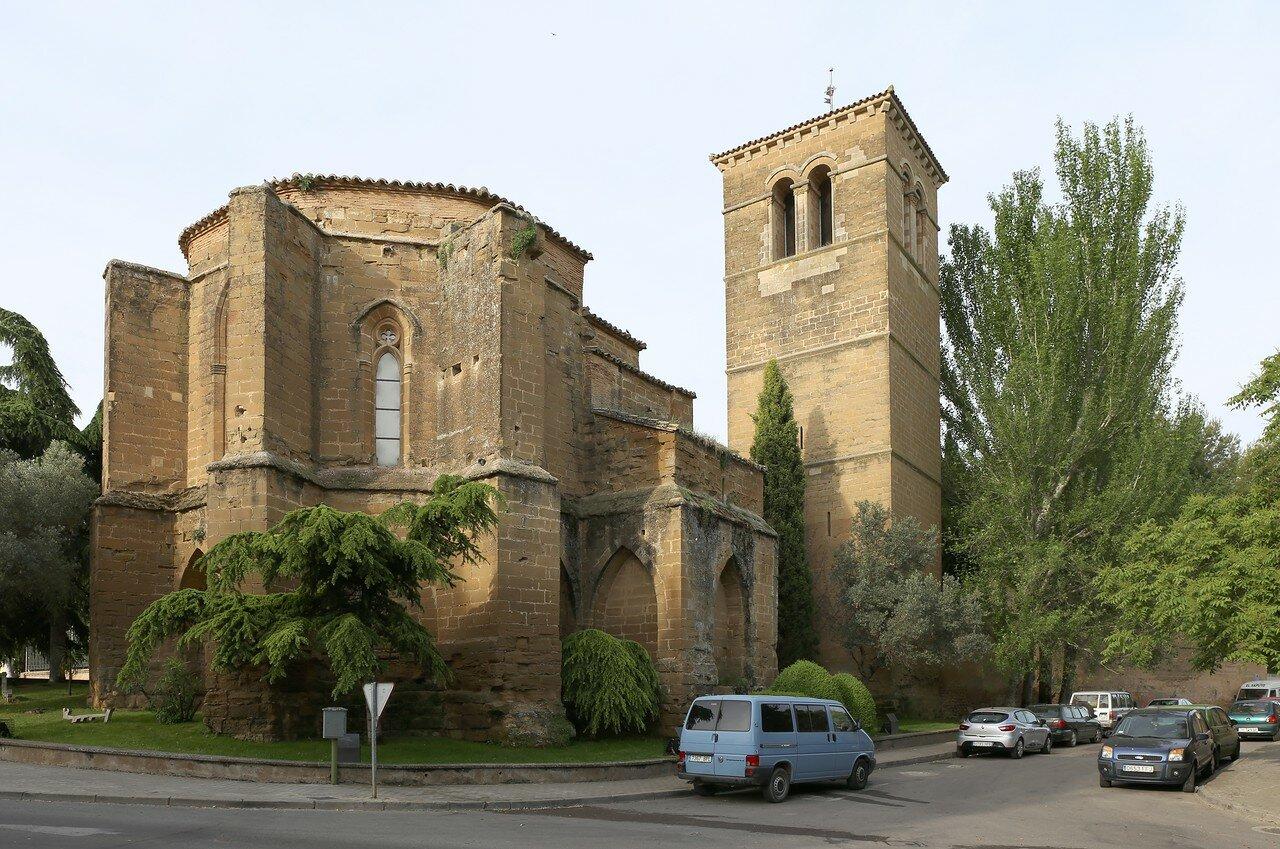 Convento de San Miguel, Huesca