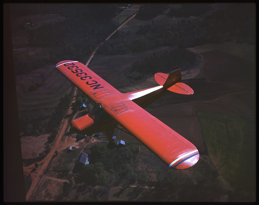 Piper PA-11 Cub Special (rn NC33532)