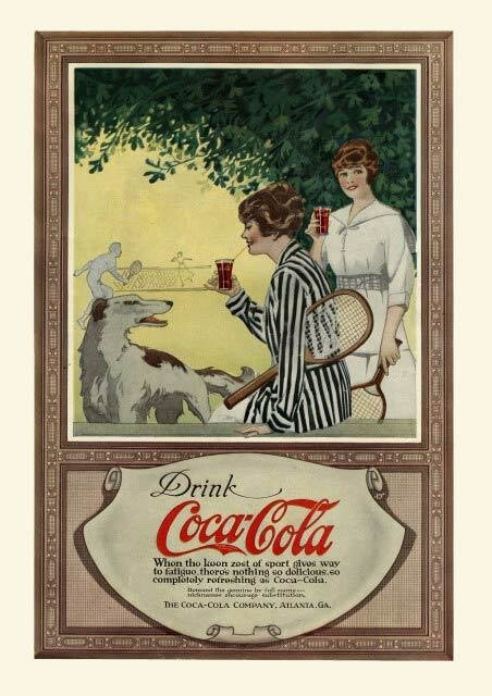 Coca-Cola, 1920