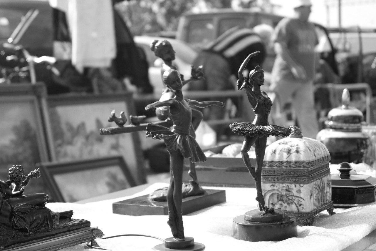 фигурки балерины