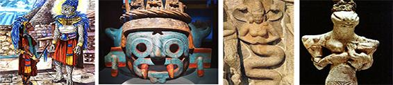 змееподобные боги древних