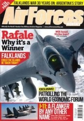 Журнал Air Forces Monthly №5 2012