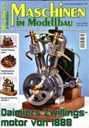 Журнал Maschinen im Modellbau 2013-05