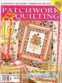 Книга Australian Patchwork & Quilting Vol 17 №8.