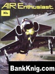 Журнал Air Enthusiast  1972.07 v.3 n.1