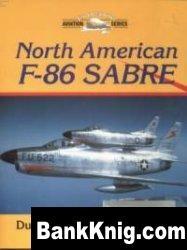 Книга North American F-86 Sabre